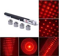 Красный лазер