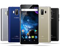 "Телефон M-horse Pure 1/ 5.7"" (1440x720)  / MT6737 / 3/32Гб / 8Мп / 4380мАч + чехол !"
