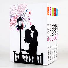Упор для книг Love Story, фото 3