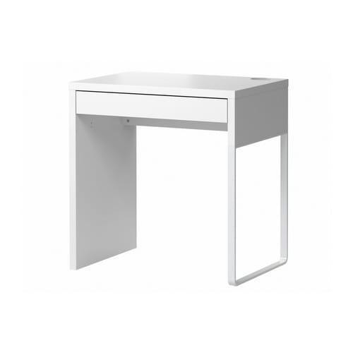IKEA, MICKE, Письменный стол, белый (302.130.76) МИКЕ ИКЕА