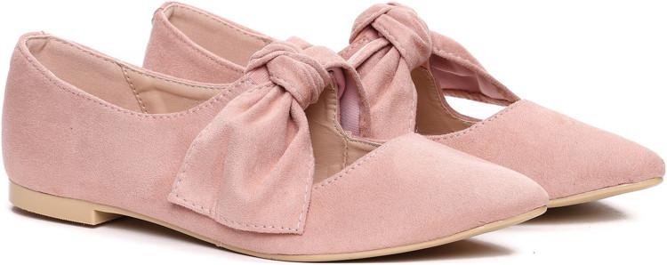 Женские балетки Munsi pink