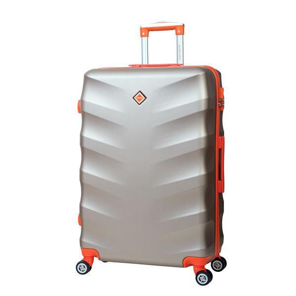 Чемодан сумка дорожный Bonro Next (небольшой) шампан