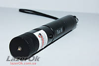 Лазерная указка 200 мВт Pro с фокусировкой - красный луч