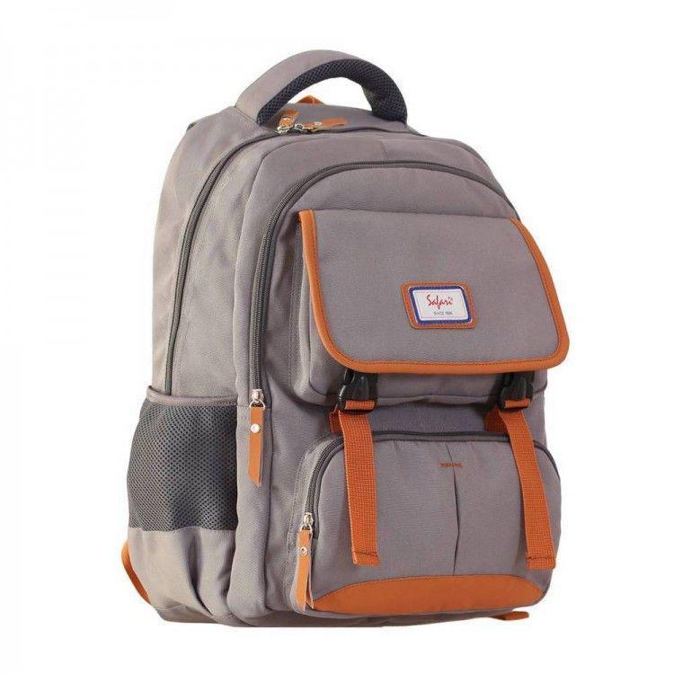 9ac89147e365 Молодежный Рюкзак Серого Цвета Safari Арт. 1840 — в Категории ...