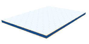 Тонкий матрас Слип энд Флай Flex Mini 120x190 см (62534), фото 2