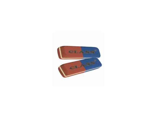 Ластик комбінов.,синьо-черв., 4973/60, CLASS