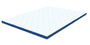 Тонкий матрас Слип энд Флай Flex Cocos 150x200 см (62546), фото 2