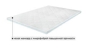 Тонкий матрас Слип энд Флай Flex 2 в1 Cocos 90x190 см (62563), фото 2