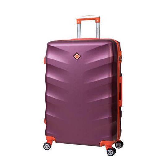 Чемодан сумка дорожный Bonro Next (средний) бордовый