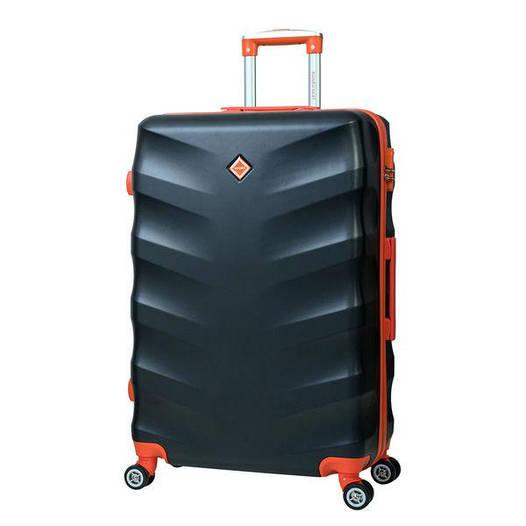 Чемодан сумка дорожный Bonro Next (большой) черный