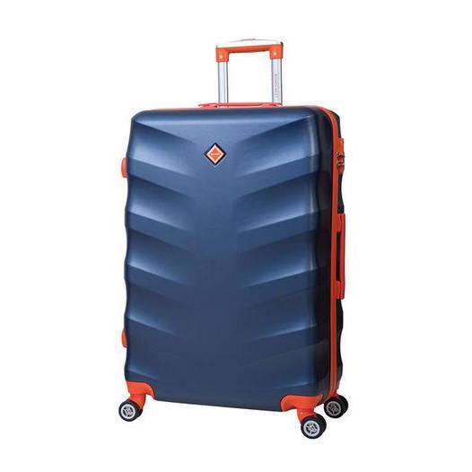 Чемодан сумка дорожный Bonro Next (большой) темно-синий