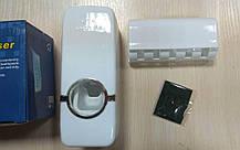 Автоматический дозатор зубной пасты и держатель щеток , фото 2