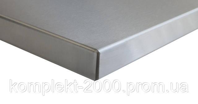 столешница из нержавеющей стали для стола