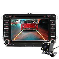 Автомобильный dvd плеер Junsun 7 R16 2 DIN автомагнитола для Volkswagen