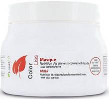 Mask Color liss Lissa'o Paris - Питательная маска для окрашенных и прямых волос, 250 мл