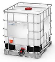 Изменение конструкции сливного вентиля IBC контейнеров