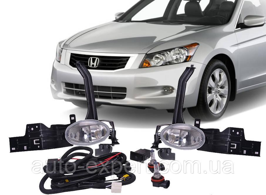 Противотуманные фары Honda Accord '08-/USA Type (DLAA)