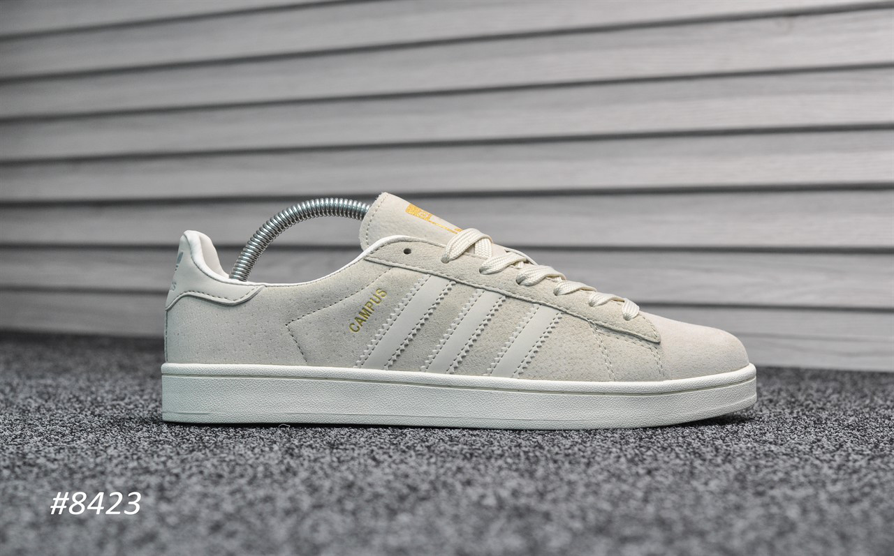 Adidas Campus White (Реплика)