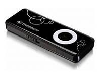 MP3-ФЛЭШ ПЛЕЕР TRANSCEND T-SONIC 300 8 GB BLACK