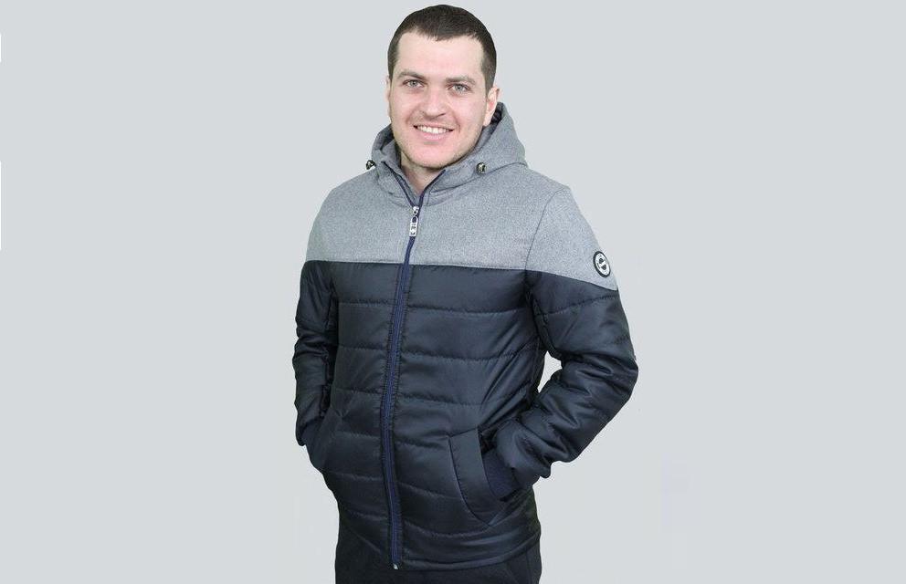 Как определить размер мужской куртки