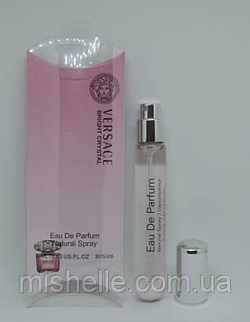 Мини парфюм Versace bright crystal 20 ml в ручке (реплика)