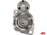 Cтартер на Audi Coupe 2.0 бензин. 1.1 кВт. 9 зубьев. 0001108001 Bosch. Аналог на Ауди Купе.
