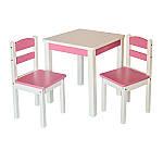 """Деревянный столик со стульчиками """"Юниор"""""""