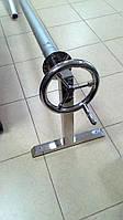Наматывающее устройство (штанга 2.7-4.4 м) нерж.