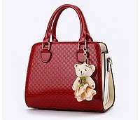 Женская сумка через плечо с кошельком Zhe Ren