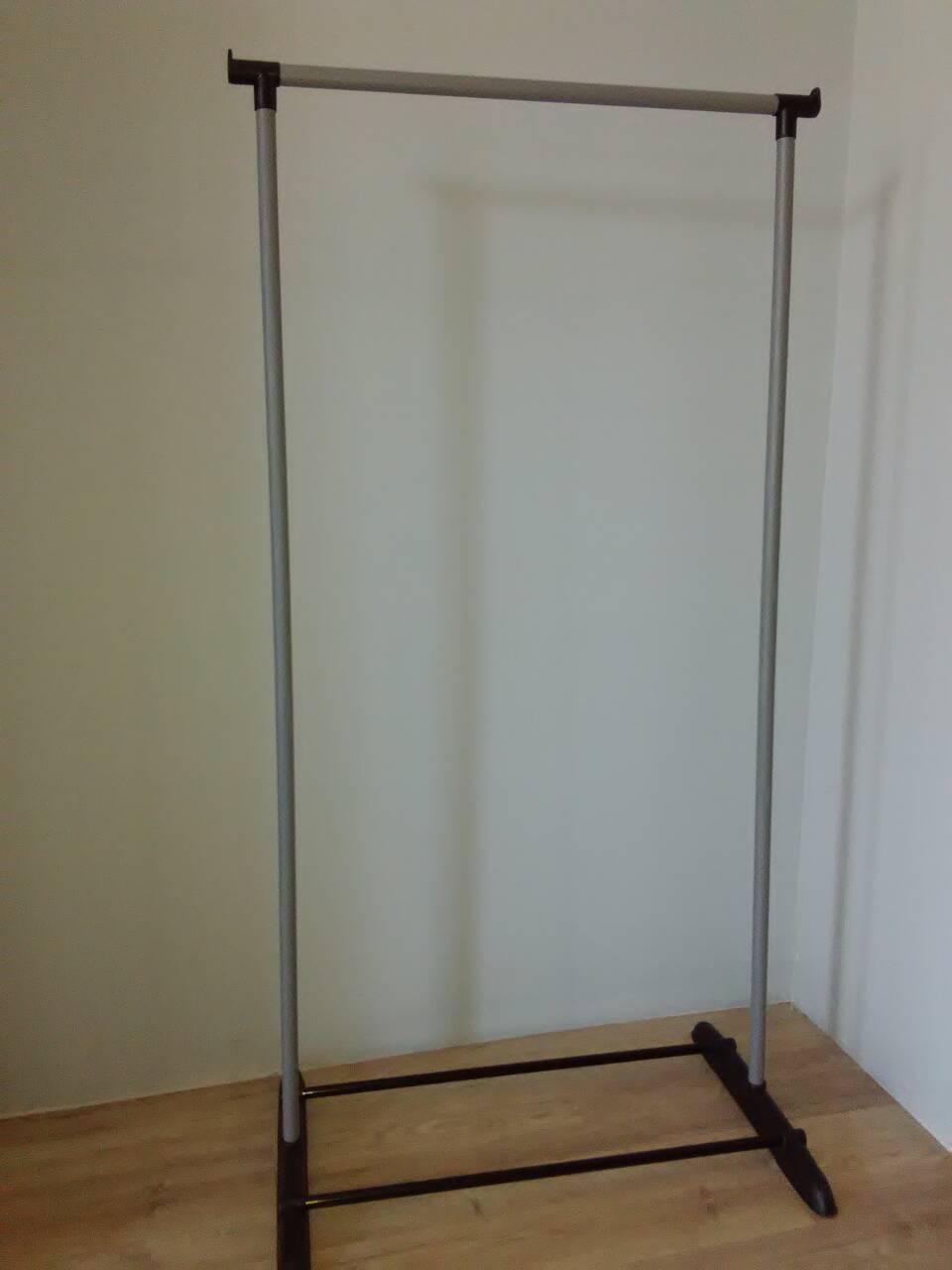 Стойка  вешалка для одежды напольная  71 см шириной, фото 1