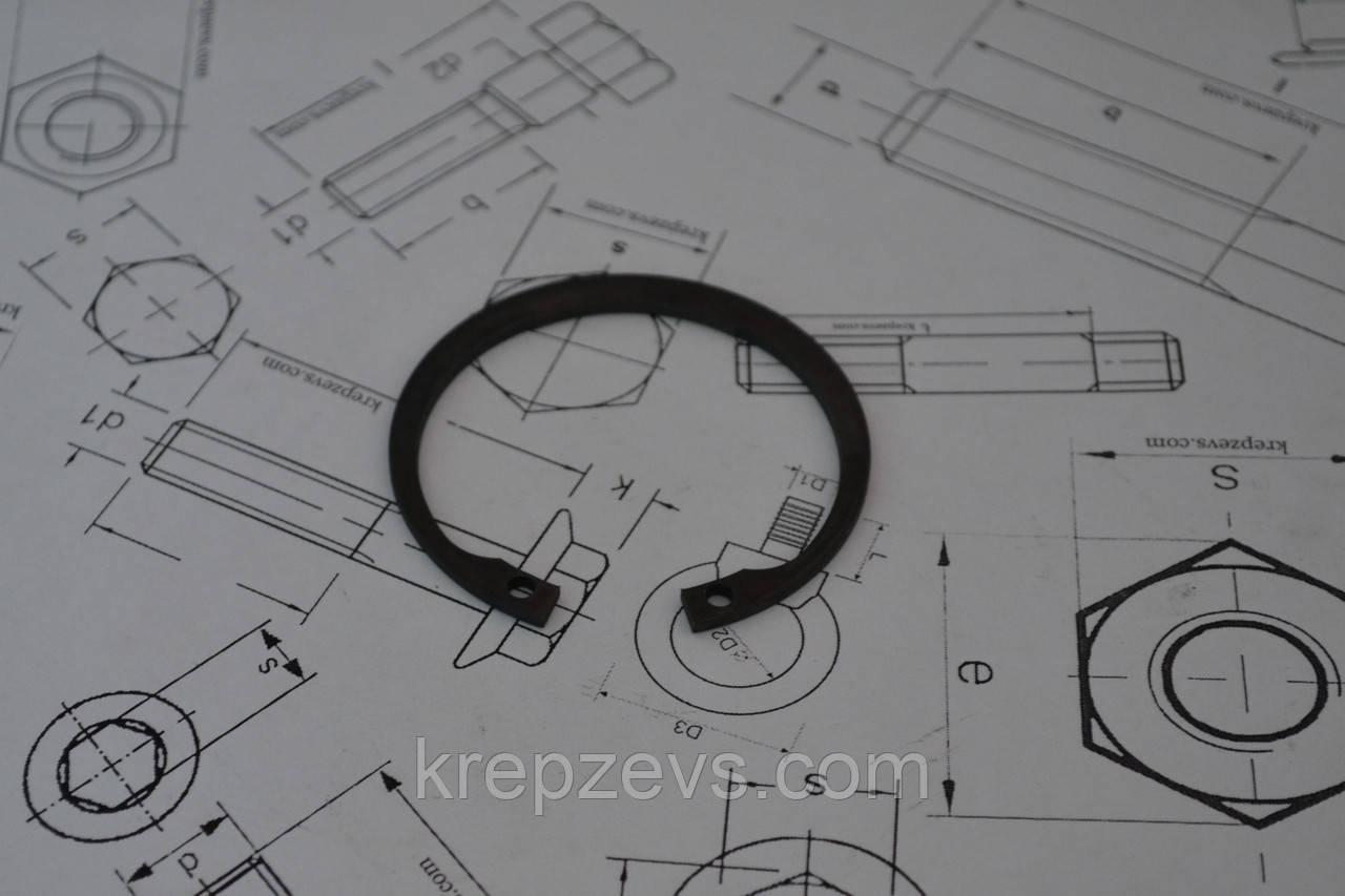 Стопорное кольцо М34 ГОСТ 13943-86, DIN 472