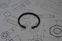 Стопорное кольцо М34 ГОСТ 13943-86, DIN 472, фото 1