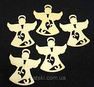 Ангелочек Фанера 65Х60Х2 мм, фото 3