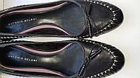 Туфли кожаные Италия Antonio Melani р.38.5 новые Люкс качество распродажа, фото 1