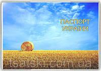 Обложка на паспорт 1 (товар при заказе от 200 грн)