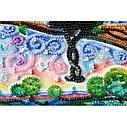 """Набор-миди для вышивки бисером на натуральном художественном холсте """"Вместе навсегда"""", фото 4"""
