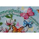 """Набор-миди для вышивки бисером на натуральном художественном холсте """"Ключи от весны"""", фото 2"""