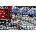 """Набор-миди для вышивки бисером на натуральном художественном холсте """"Трамвай желаний"""", фото 4"""