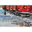 """Набор-миди для вышивки бисером на натуральном художественном холсте """"Трамвай желаний"""", фото 5"""