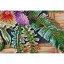 """Набор-миди для вышивки бисером на натуральном художественном холсте """"Каттлея"""", фото 5"""
