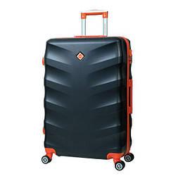 Чемодан сумка дорожный Bonro Next (небольшой) черный