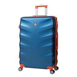 Чемодан сумка дорожный Bonro Next (небольшой) синий