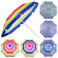 Зонт пляжный d 2.4 м MH-0042