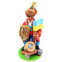 Статуэтка керамика Казак
