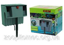 Навесной фильтр EHEIM (Эхейм) LiBERTY 200 для аквариумов до 200 л + губки для фильтра