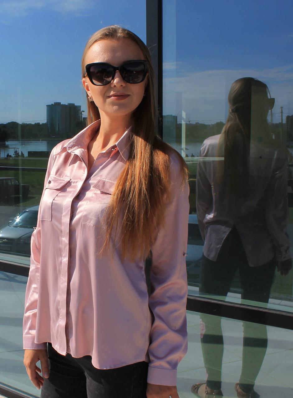 Детская блузка Лиана для девочки (рост 146-158) - Оптово-розничный магазин ee33291cc51b8