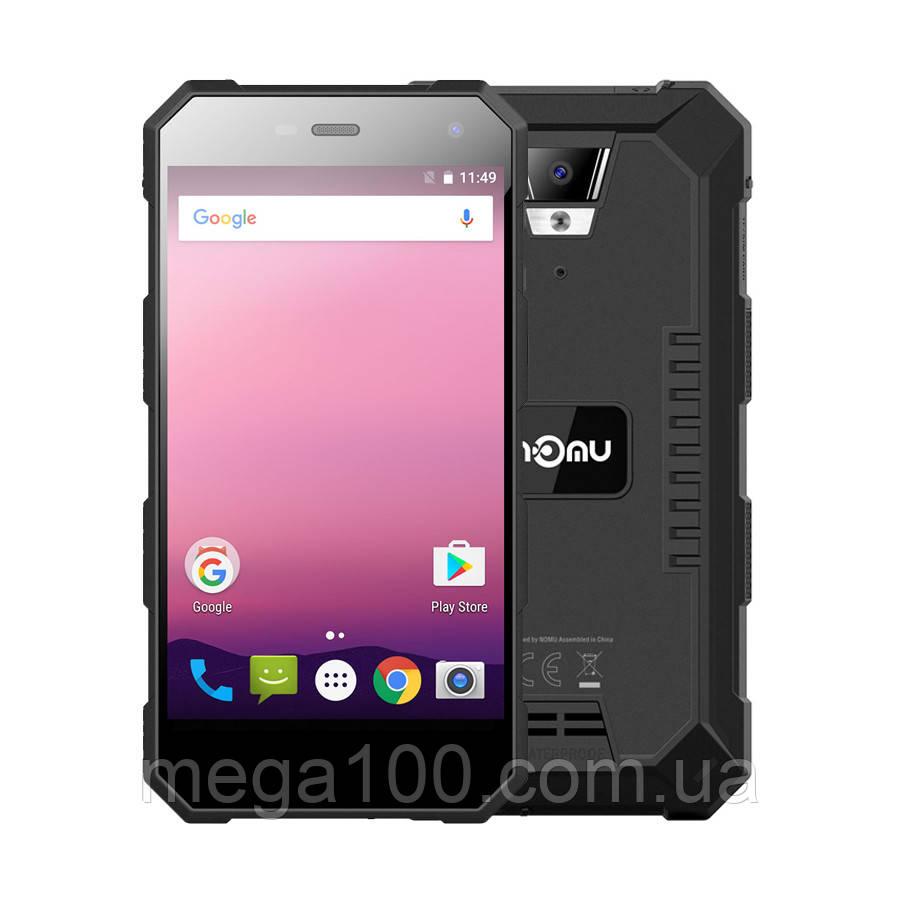 """Смартфон Nomu S10 PRO черный (""""5-экран, памяти 3/32, акб 5000 мАч)"""