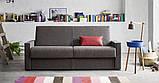 Раскладной диван HUGÒ матрас 160 см фабрика Felis (Италия), фото 2