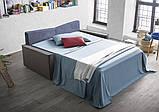 Раскладной диван HUGÒ матрас 160 см фабрика Felis (Италия), фото 3