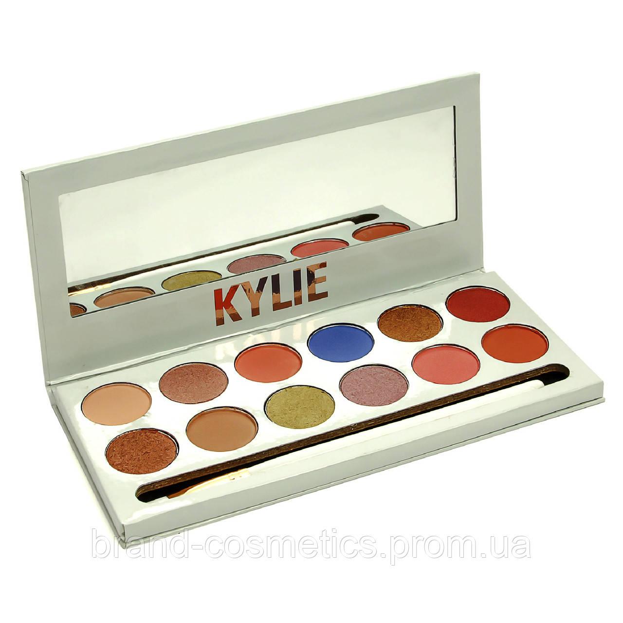 Набор теней Kylie The Royal Peach Palette